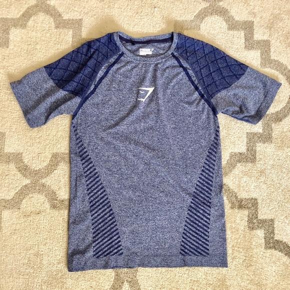 694105fb Gymshark Shirts | Seamless Athletic Tshirt | Poshmark